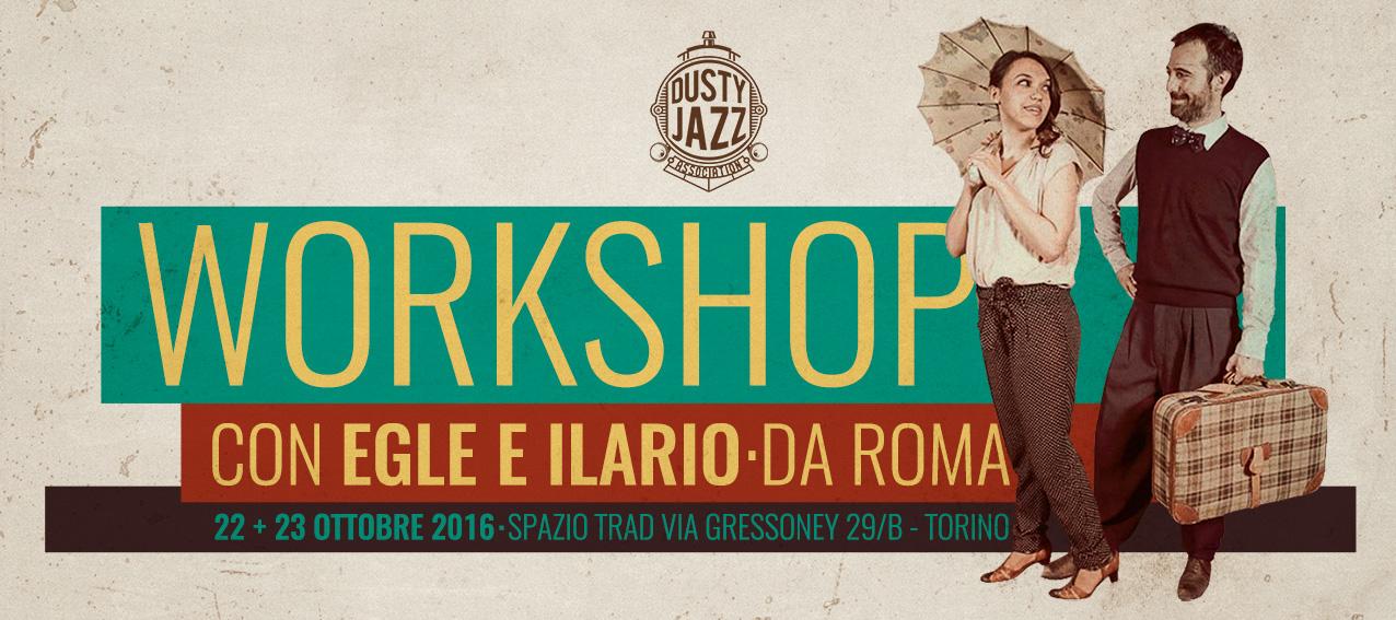 Workshop Egel e Ilario Dusty Jazz